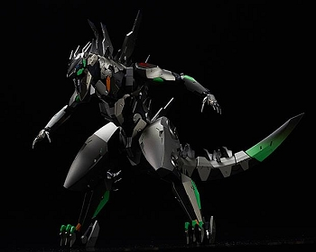 SEN-TI-NEL RIOBOT NERV Anti-G Special Decisive Weapon – Shiryu Prototype Unit 01